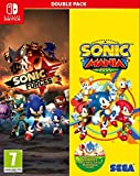 Sonic Mania Plus and Sonic Forces Double Pack NSW [ ]