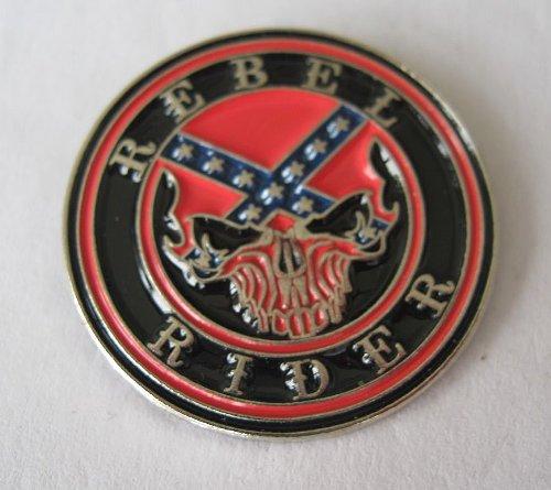 Pin de metal esmaltado, insignia, Scooter de calavera en casco