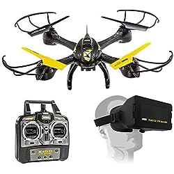 MONDO–63400––Drone–x40.0–VR Mask–teledirigido
