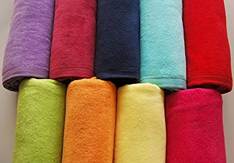 Drap de bain serviette de plage Grande Taille vacances Serviettes