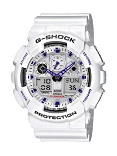 Casio G-Shock Men's Watch GA-100A-7AER (B0039YOHUI) | Amazon Products