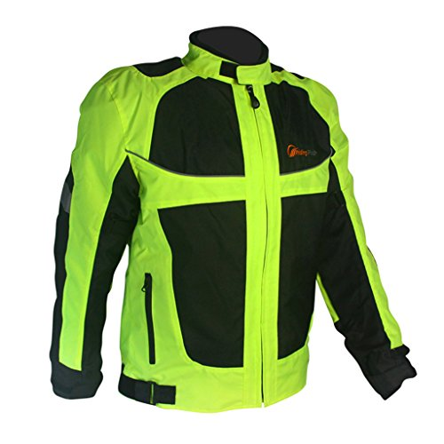 Herren Motorradjacke Textiljacke Motorrad Jacke Textil Roller Biker Touring Touren Gr. M L XL XXL 3XL 4XL
