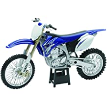 Newray 57233 - Dirt Bike Yamaha Yz450F, Scala 1:12, Die Cast