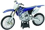 Newray 57233 - Dirt Bike Yamaha Yz450F, Scala 1:12, Die Cast