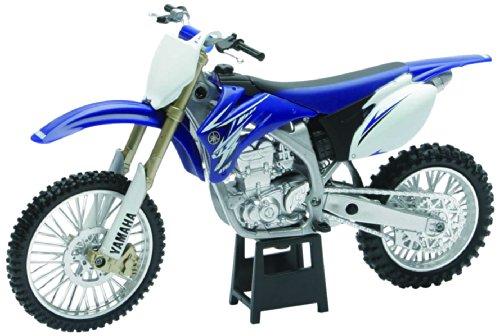 Maqueta de moto Yamaha
