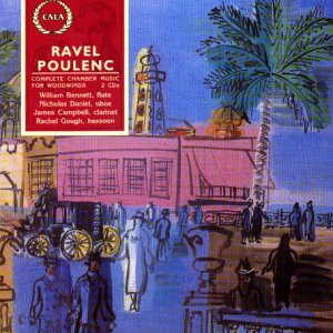 Ravel & Poulenc - French Chamber Music for Woodwinds Test