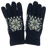 Vbirds Unisex Woollen Gloves (Free Size)