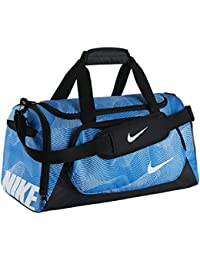 Nike Ya Tt Duffel - Bolsa de deporte para hombre, color azul, talla S