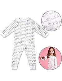 i-baby Conjunto Traje de bebé de algodón Pima de Primera Calidad, embalado en