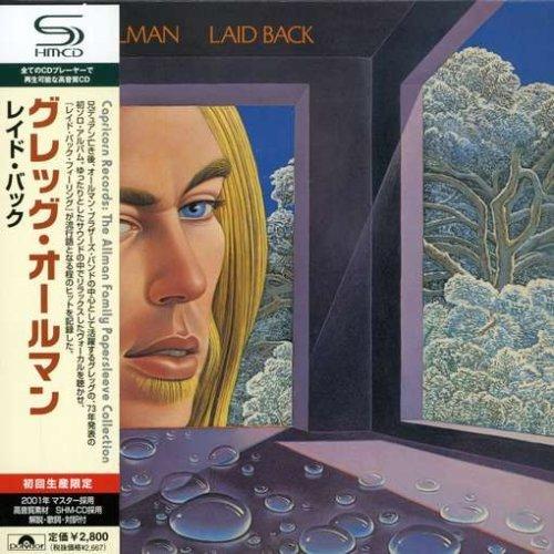 Laid Back by Gregg Allman (2008-06-25)