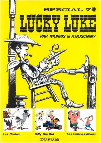 Tout Lucky Luke, coffret, numéro 7 : tomes 19 à 21