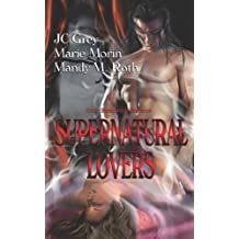 Supernatural Lovers by Marie Morin (2005-09-11)