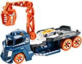 Hot Wheels Spinning Sound Crane Vehicle,...