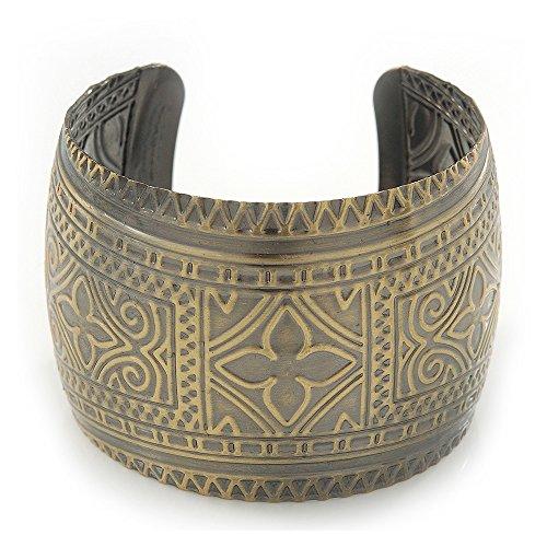 Unbekannt Avalaya Armband Pilgrim gebürstetes Gun Metal gebürstet bis 20 cm Länge -