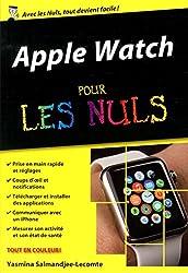 Apple Watch pour les Nuls poche