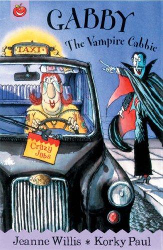 Gabby the vampire cabby