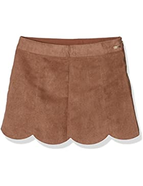 TOM TAILOR Kids Mädchen Rock Fake Suede Leather Skirt