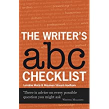 The Writer's ABC Checklist (Secrets to Success)