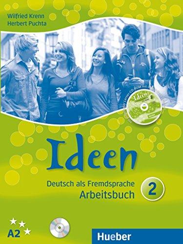 Ideen. Kursbuch-Arbeitsbuch. Con espansione online. Per le Scuole superiori. Con CD-ROM: 2