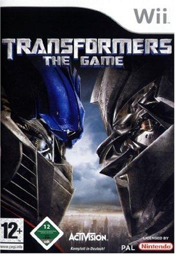 Video-spiele Wii Für Transformers (Transformers: The Game)