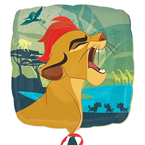 Amscan International 8.658.608,5 cm Disney The Lion Guard Standard Folie Ballon