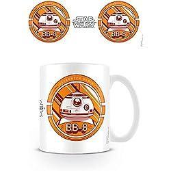 Taza Ceramica droide BB-8 Star Wars Episodio VII Producto Oficial Disney