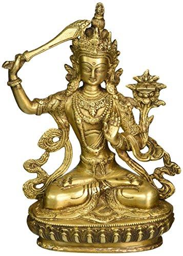 Manjushri-statue (Manjushri–Messing Statue)