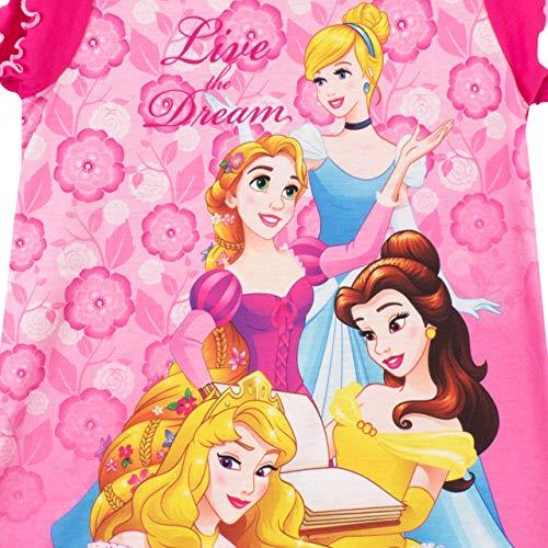 Disney camisón para niñas Princessa