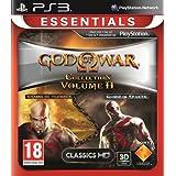 Sony God of War Collection Volume II Essentials, PS3 - Juego (PS3, PlayStation 3, Acción / Aventura, M (Maduro))
