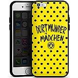 Apple iPhone 6s Silikon Hülle Case Schutzhülle Dortmunder Mädchen Borussia Dortmund BVB