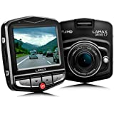 LAMAX DRIVE C7 Dashcam Autokamera Full HD 1080p mit 150° Aufnahmewinkel, 24h Parkwächter und G-Sensor