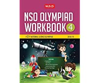 National Science Olympiad Workbook (NSO) - Class 4 (2018-19)