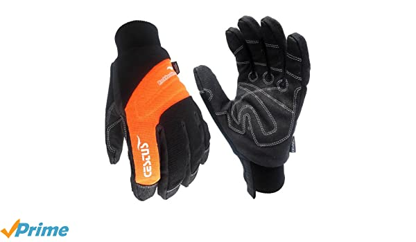 X-Large Cestus Temp Series RockHard Winter Insulated Glove Pack of 1 Pair ROCKHARD W-5035 XL Work