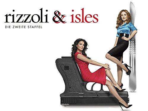Rizzoli & Isles [OV] - Staffel 2