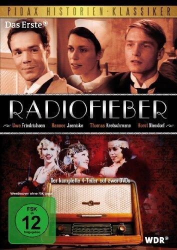 Pidax Historien-Klassiker: Radiofieber - der komplette Mehrteiler [2 DVDs]