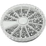 3600X Brillante Diamante Imitación Decoración para Arte Uñas UV Gel Acrílico