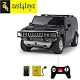 Zest 4 Toyz Rechargeable Remote Controlled H2 Hummer Scale 1:24 Toy Car (Hummer car asst., Multicolour)