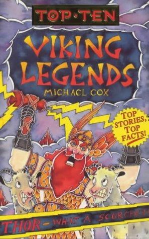 Top ten Viking legends