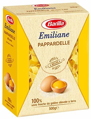 Emiliane Barilla - Pappardelle - 12 confezioni da 500 g [6kg]