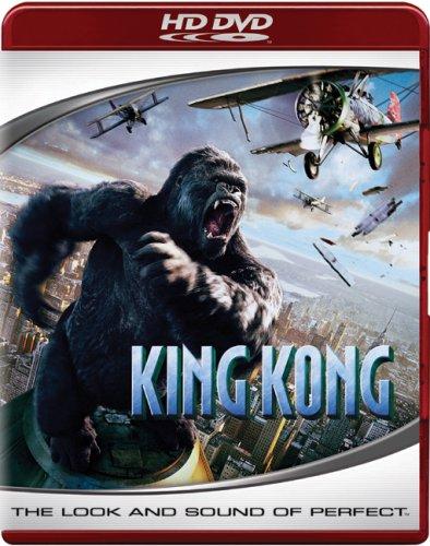 King Kong [HD DVD] [2005] [US Import]