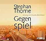 Gegenspiel: Lesung mit Claudia Michelsen (8 CDs)