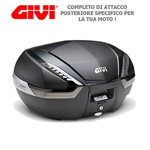 SRA5117 PER BMW R 1200 RS 2015 BAULETTO GIVI V47NN TECH