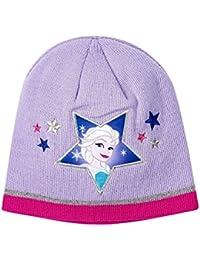 Disney El Reino del Hielo Chicas Gorro de Lana - púrpura d68650404fb