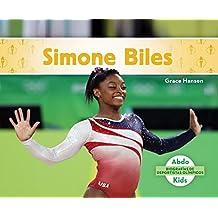 Simone Biles (Simone Biles) (Spanish Version) (Biografías De Deportistas Olímpicos/ Olympic Biographies)