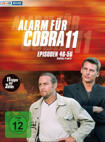 Staffel 4 & 5 (3 DVDs)
