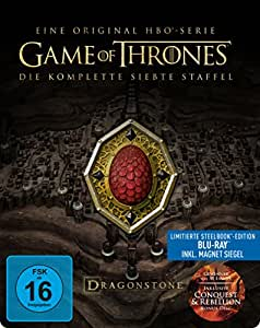 Game of Thrones: Die komplette 7. Staffel als Steelbook (Limited Edition) [Blu-ray]