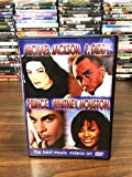 Michael Jackson P. Diddy Prince Whitney Houston : The Best Music Videos on DVD