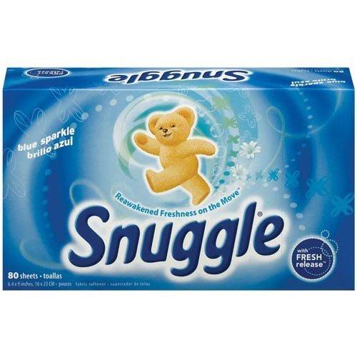snuggle-fabric-softener-sheets-blue-sparkle-80-count-confezione-da-3-240fogli