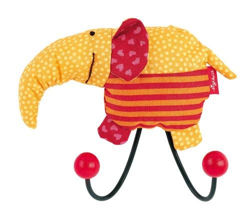 Sigikid 40670 - Kleiderhaken, Elefant