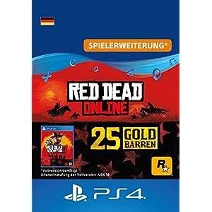Rockstar Games Red Dead Redemption Goldbarren (DLC)